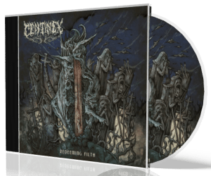 CENTINEX (New CD 2014)Artwork