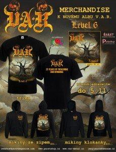V.A.R. merchandise