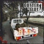 GUTTER SLUT 2014 - booklet A side