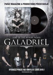 Reklama Galadriel LP