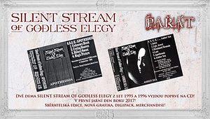 DVĚ DEMA SILENT STREAM OF GODLESS ELEGY VYJDOU POPRVÉ NA CD. V BŘEZNU POD PAŘÁTEM!