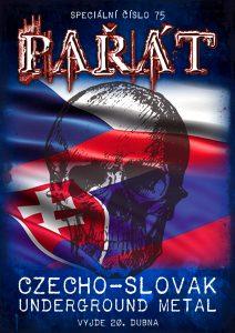 DUBNOVÝ PAŘÁT BUDE ČESKO-SLOVENSKÝ