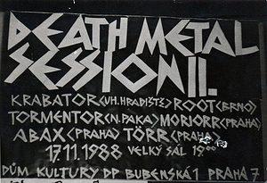 TUZEMSKÉ METALOVÉ FESTIVALY DO ROKU 1989