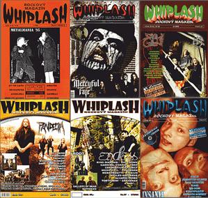 RADEK BUBENÍČEK - Whiplash byl můj život