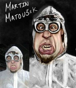"""OSOBNOSTI ČESKO-SLOVENSKÉ TVRDĚMETALOVÉ SCÉNY - Martin """"Maty"""" Matoušek"""