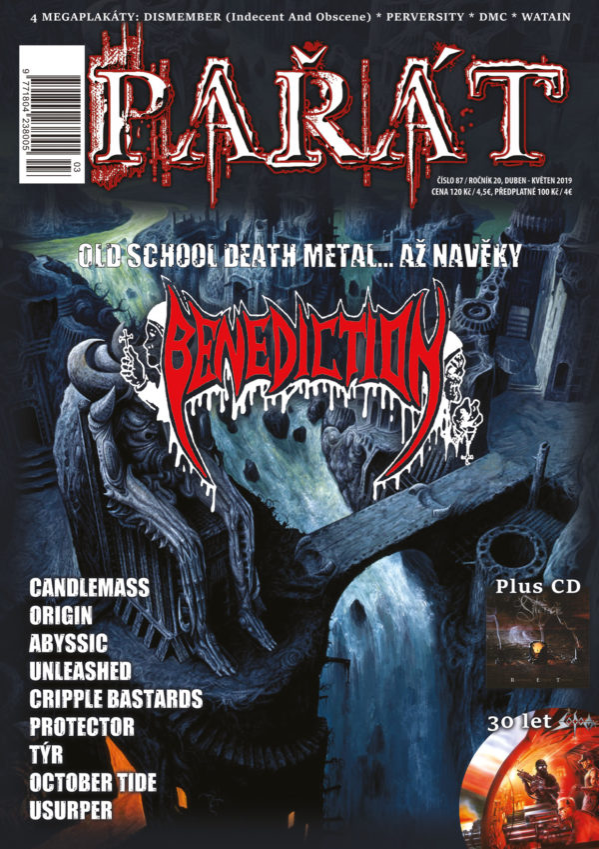 Roční předplatné časopisu Pařát