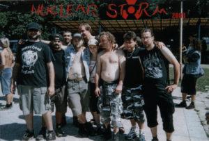 ZLATÁ DEVADESÁTÁ - Nuclear Storm Fest