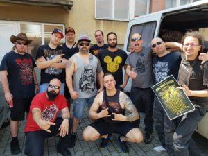 CUTTERRED FLESH & POPPY SEED GRINDER - Česká deathmetalová expanze na Balkán!